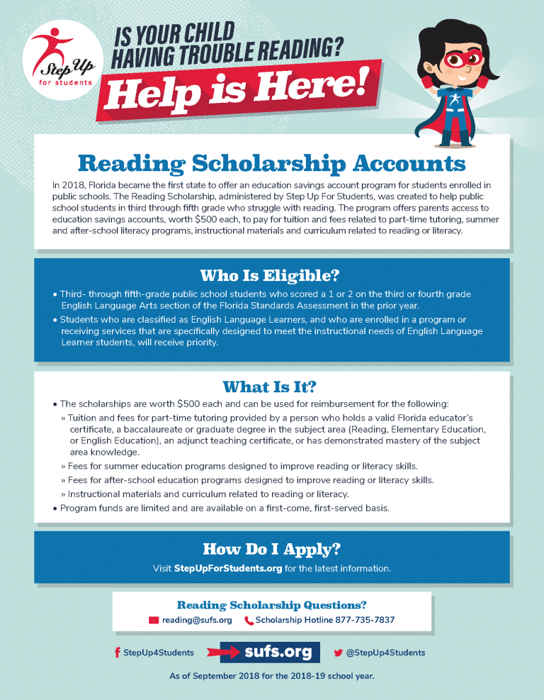 Florida Reading Scholarship Program