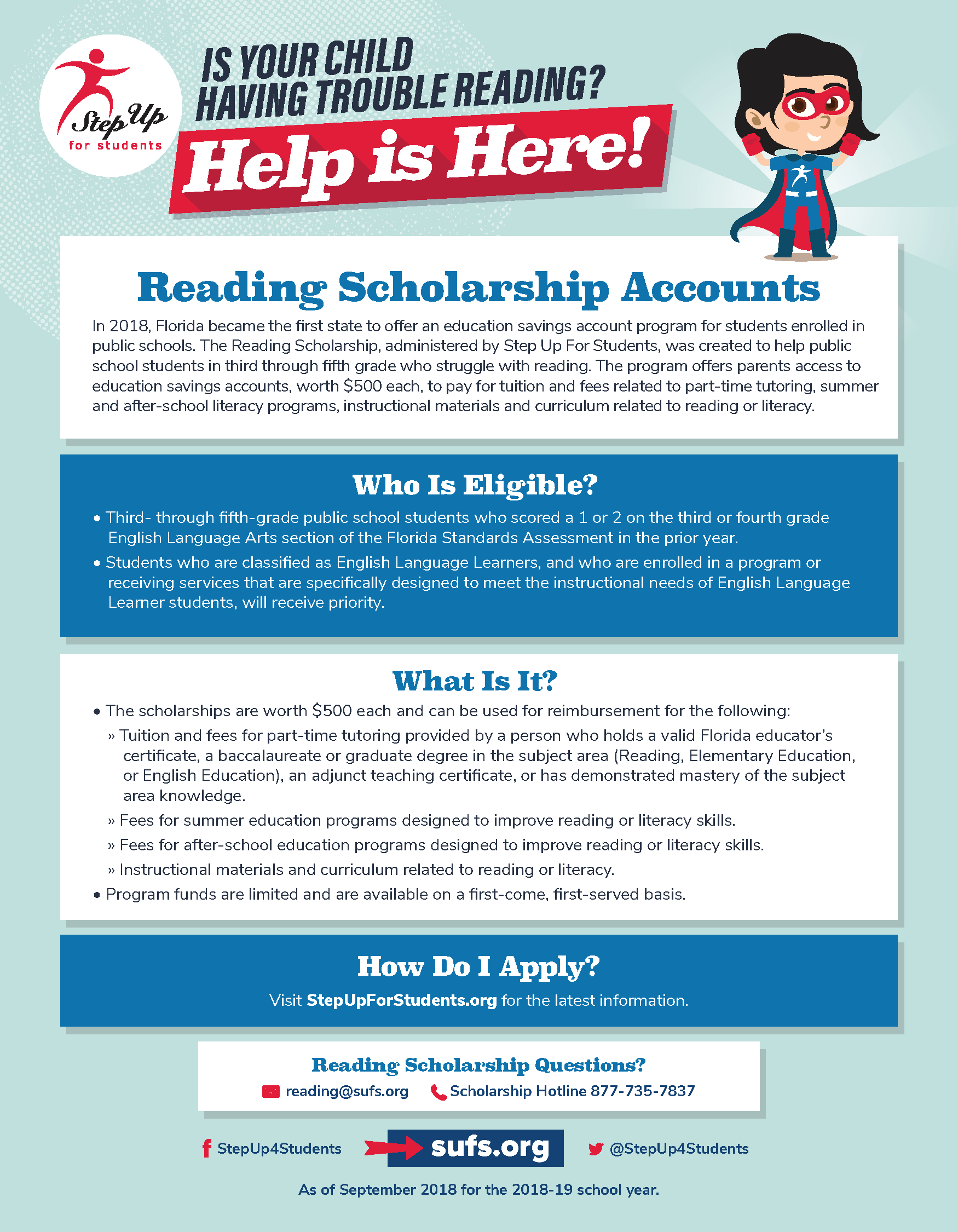 Florida Reading Scholarship Program